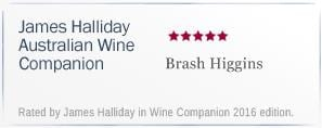 5 Stars for Brash in 2016 Wine Companion