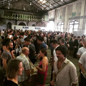Rootstock underway7 at Carriageworks